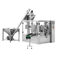 Powder Filling Sealing Production Line