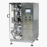 Vertical Packaging Machine by Pouch Type