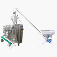 Powder VFFS Machine (Vertical, Form, Fill, Seal)