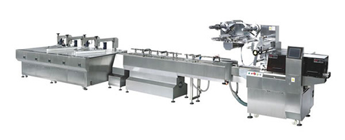 Chocolate Packing Machine, Horizontal Type