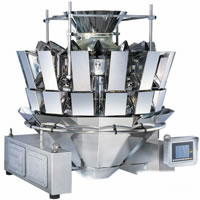 14-Head Computer Weigher